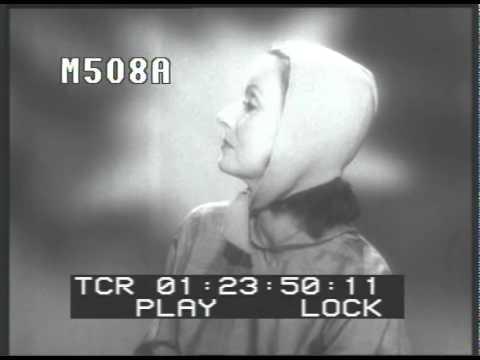 Greta Garbo Screen Test