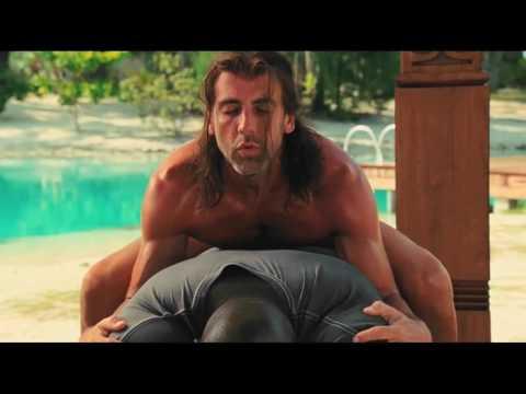 Couples Retreat - 'Salvadore helps Jason and Shane stretch during yoga' Clip