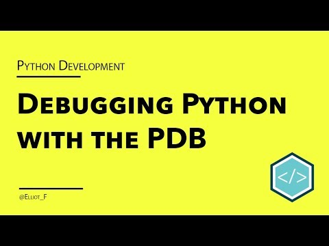 An Introduction To Python Debugging with the PDB - tutorial