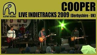 COOPER - Live Indietracks Festival | 26-7-2009