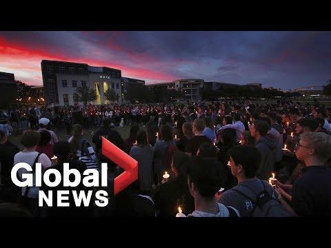 Parkland community remembers Stoneman Douglas school shooting victims