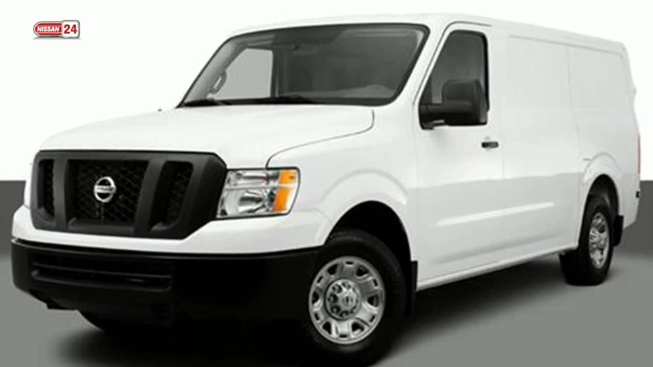 Release-Info zu verschiedenes Design großhandel online 2013 Nissan NV 2500 vs Mercedes Sprinter 2500