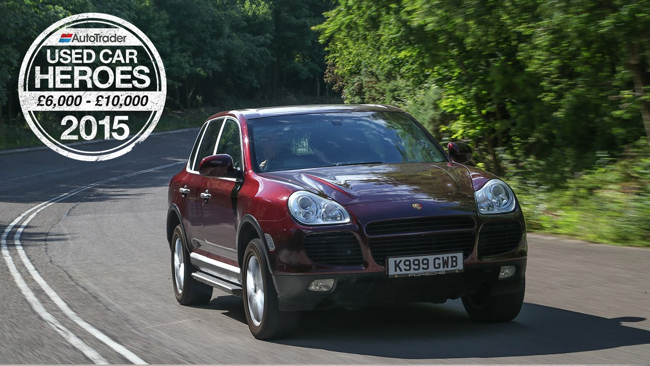 Used Car Heroes: £6,000 - £10,000 - Porsche Cayenne - YouTube