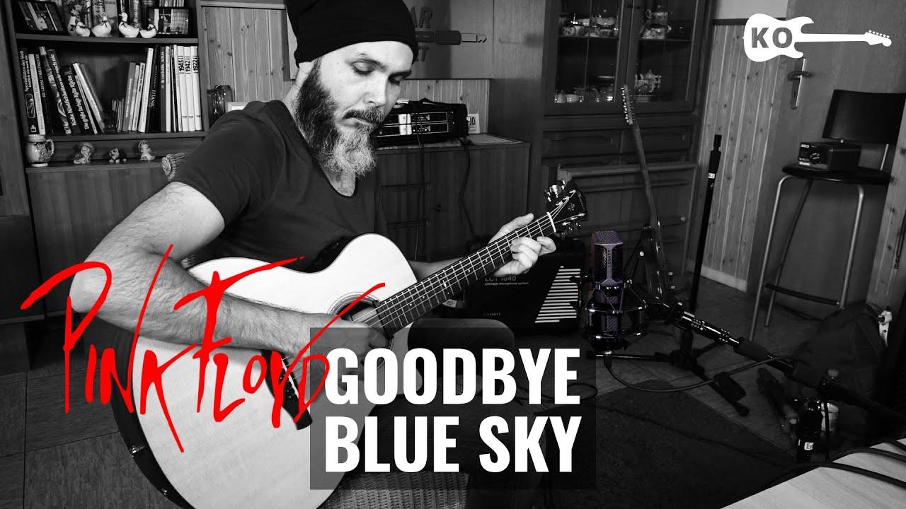 Pink Floyd - Goodbye Blue Sky - Acoustic Guitar Cover by Kfir Ochaion - Ibanez & Lewitt Audio