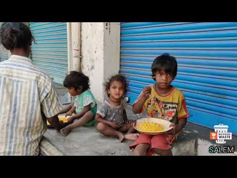 Covid-19 | Suffering For Food | Salem | No Food Waste | Poor