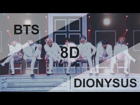 BTS (방탄소년단) - DIONYSUS [8D USE HEADPHONE] 🎧