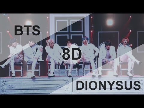 BTS (방탄소년단) - DIONYSUS [8D USE HEADPHONE] 🎧
