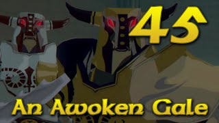 [45] An Awoken Gale (Let's Play The Legend of Zelda: The Wind Waker HD w/ GaLm)