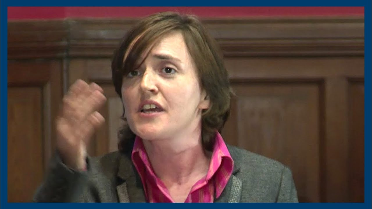 Anne Marie Waters Islam Is Not A Peaceful Religion Oxford Union