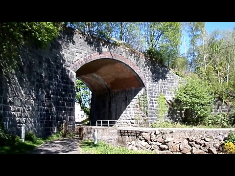 Connel Ferry station and Ballachulish Junction Remnants, Argyll & Bute