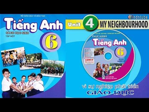 Tiếng Anh Lớp 6: Unit 4 MY NEIGHBOURHOOD