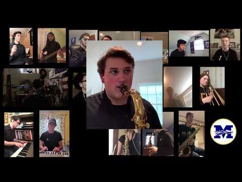 Mahopac High School Jazz Ensemble Virtual Performance - 5/11/20