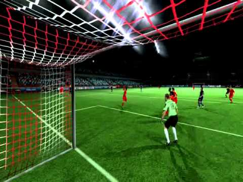 [FIFA 11 PC] Viet Nam 3-2 Man City