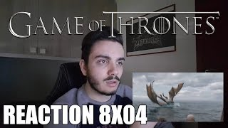 Missandei muore! - Game of Thrones 8x04 - Reaction ITA