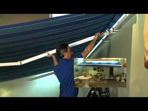 Fixed Pitch Adjustment Service Video Marygrove Awnings