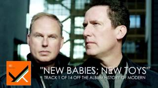 Orchestral Manoeuvres in the Dark - New Babies; New Toys
