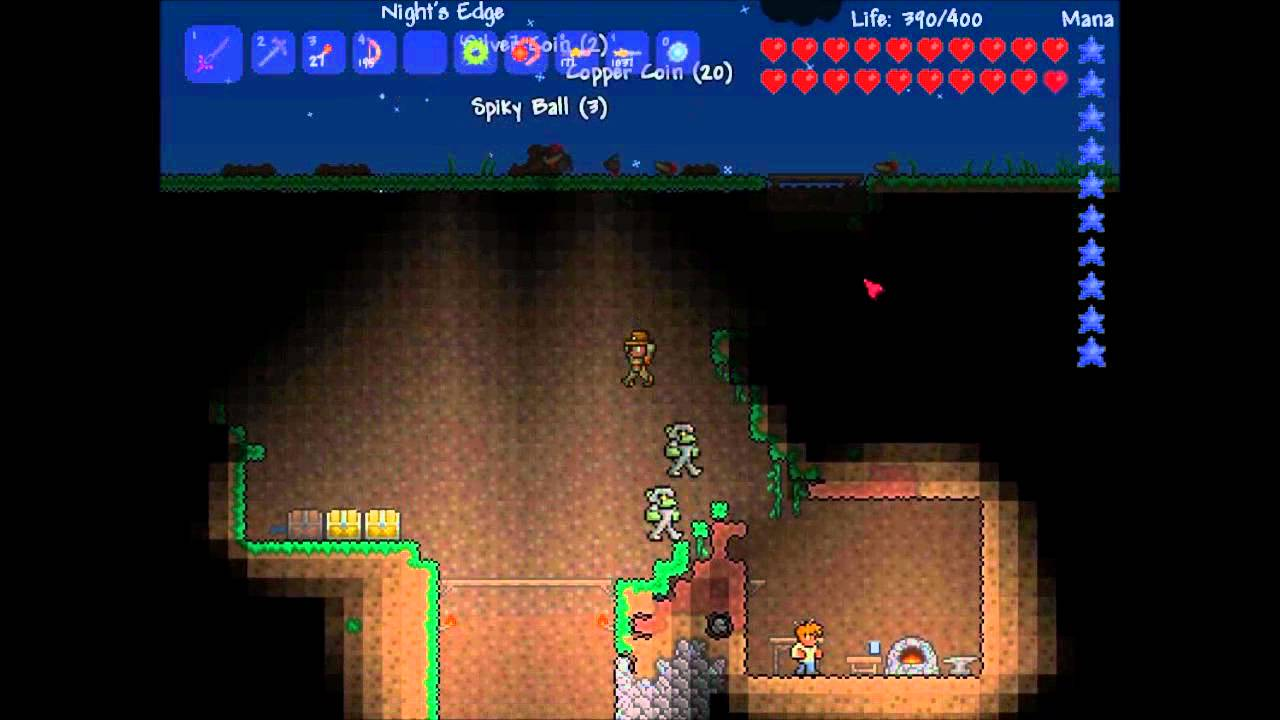 terraria how to make rocket boots
