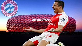 Alexis sánchez » welcome to fc bayern münchen? » amazing skills e goals
