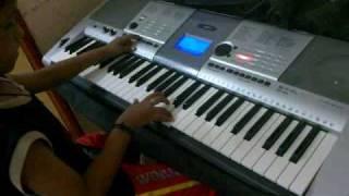 Aayarpadi Maaligaiyil - Lord Krishna Song played by Padmesh - krishna gaanam