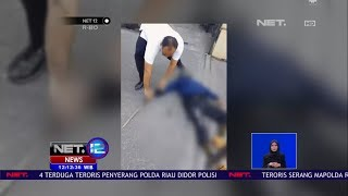 Download Video Detik-detik Teroris Serang Markas Polda Riau, 1 Polisi Tewas  - NET12 MP3 3GP MP4