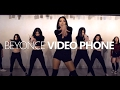 beyonce video phone ft lady gaga choreography hazel