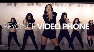 beyonce video phone ft lady gaga choreography hazel