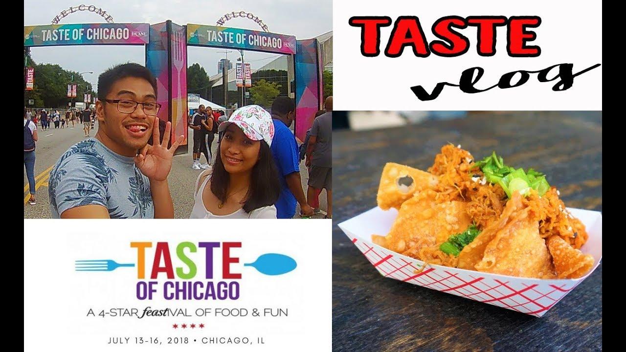 Taste Of Chicago 2018 Youtube