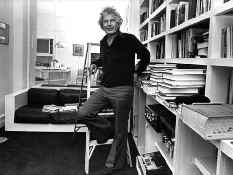 Joseph Heller & Stephen Banker, ca. 1975