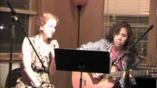 "Tara and Clair (Platypus) - ""The Giant Of Illinois"" (Andrew Bird Cover)"