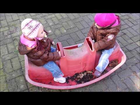 Dienstag Vormittag mit Emilia & Melina im Garten || Reborn Toddler/ Deutsch || Little Reborn Nursery