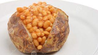 jacket potato very simple step by step...قوارب البطاطا المحشية سهلة ولذيذة