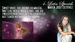 "Winx Club - The Magic of Sirenix ""Top 10"""