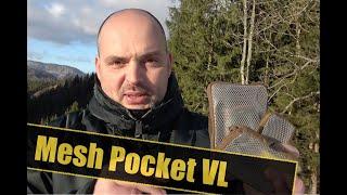 TT MESH POUCH VL SET | Rucksack Zubehör