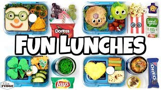 Fun Lunch Ideas and NEW Lunch Boxes 🍎 Bunches of Lunches