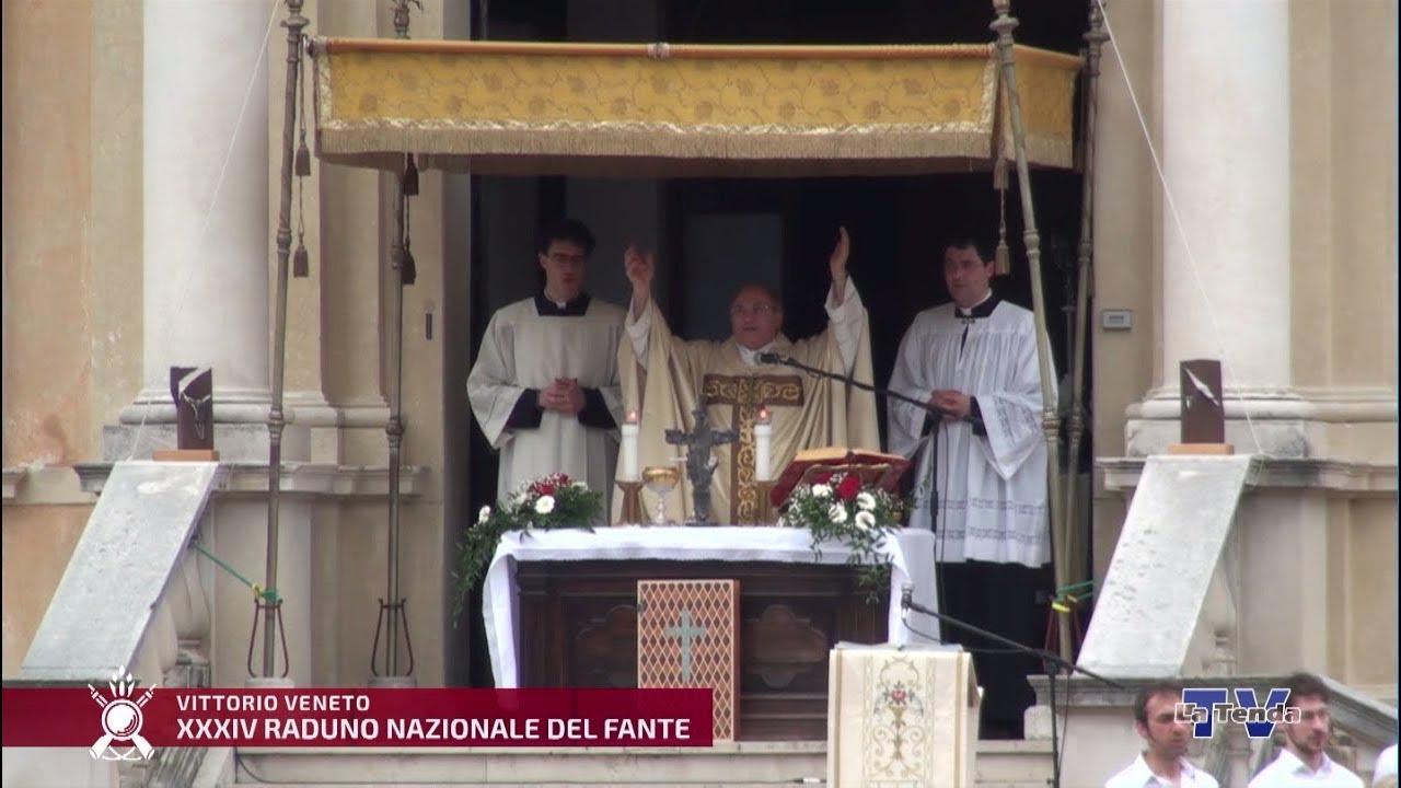 XXXIV Raduno Nazionale Commemorativo del Fante - Alzabandiera e Santa Messa