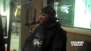 Aries Spears raps as Snoop Dogg, Method Man & Biggie