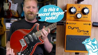 BOSS Dyna Drive DN-2 ~ Is this pedal a secret powerhouse? They sell cheap on the used market