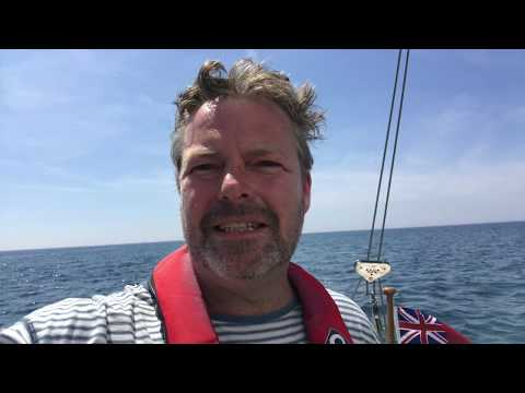 Sailing From Plymouth To The Erme, Burgh Island & The River Avon