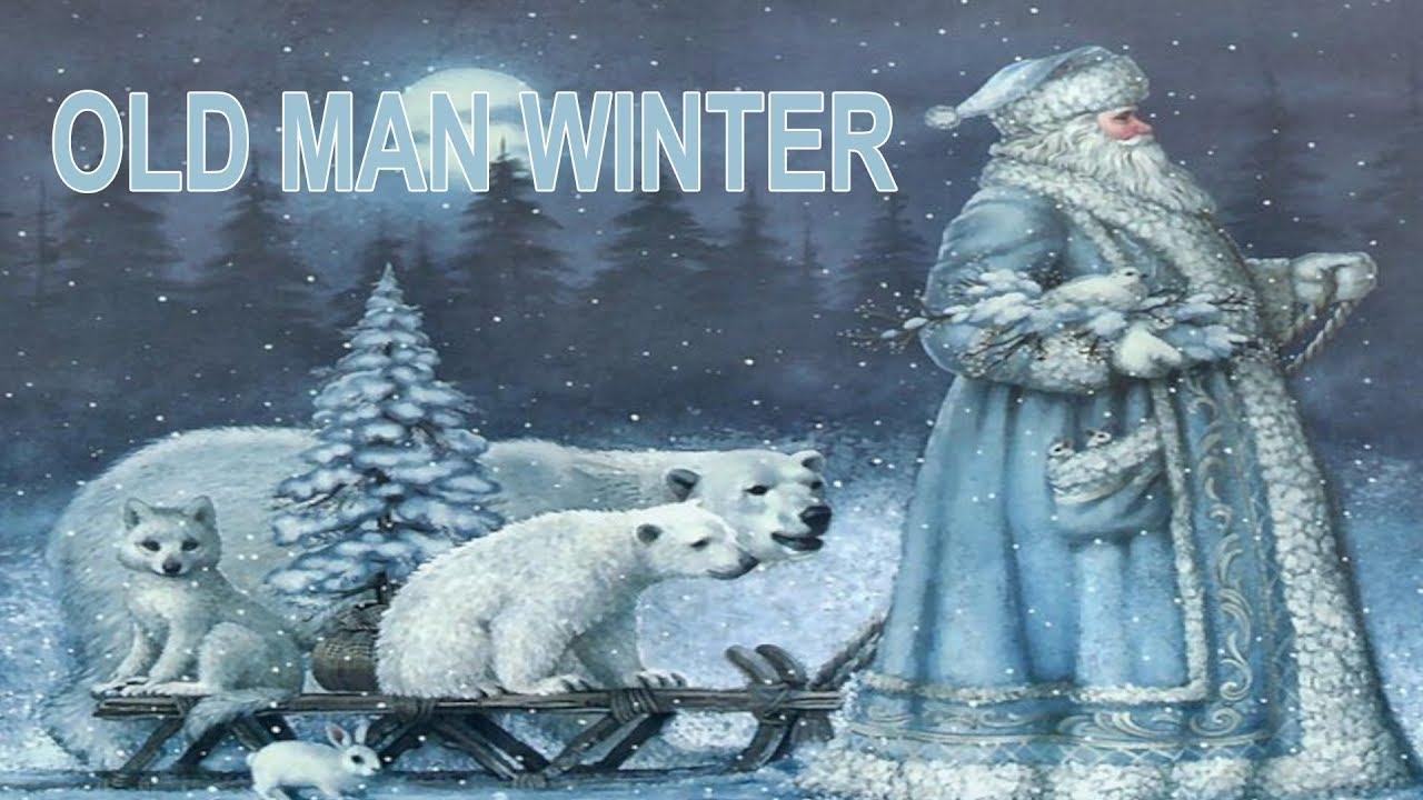 Old man Winter by SylvanSmith on DeviantArt  Old Man Winter