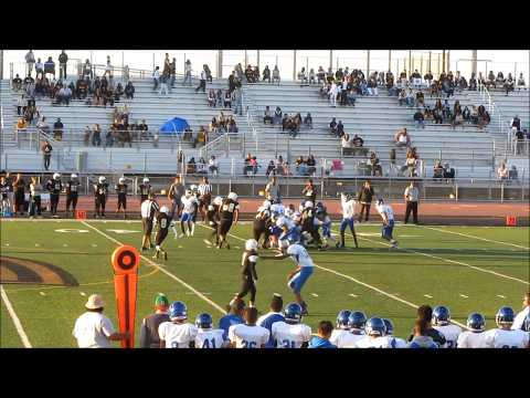 Oakland High JV vs Chaves 9 22 17