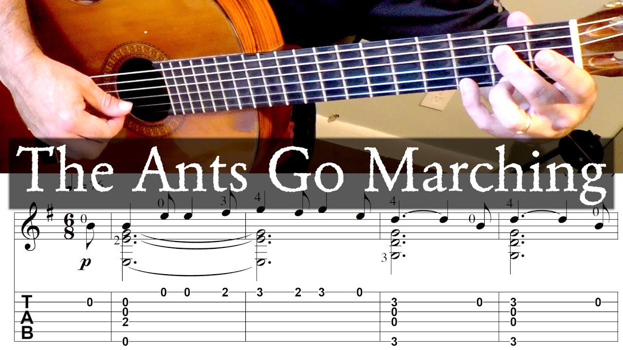 The Ants Go Marching with TAB