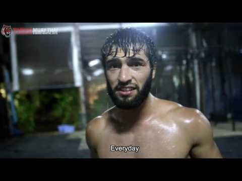 UFC fighter Zubaira Warrior Tukhugov (Зубайра Тухугов, тренировка, клип)