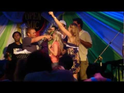 Don't Look Back in Anger - Karaoke with live band, in Bali
