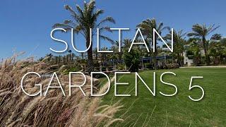 Детальный обзор самого популярного отеля Египта Sultan Gardens 5 отдых в Шарме после карантина