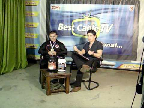 jacob Carrasco: Powerlifting peru- ENTREVISTA2 BEST CABLE SU