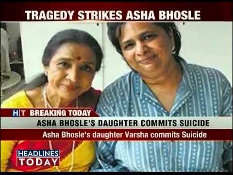 asha bhosle daughter varsha biography template