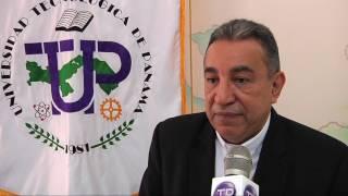 UTP firma convenio con la Iglesia Católica