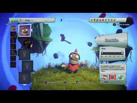 Guia Para Usar el Zombidito y Z-Mech Tutorial de Plants vs Zombies Garden Warfare 2 Comentado