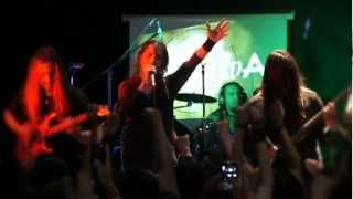 AndrOmedA - En vivo desde una Palantír (Concierto completo 2012) YouTube Videos