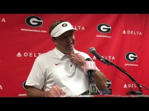Georgia Bulldogs on UGASports.com: Kirby Smart Post-Florida Press Conference 10-27-18